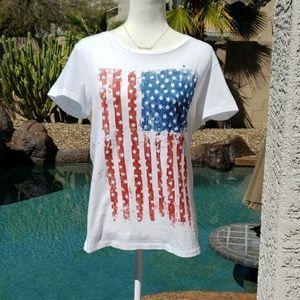 Ralph Lauren American Flag T-Shirt